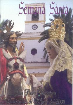 Cartel Semana Santa San Pedro