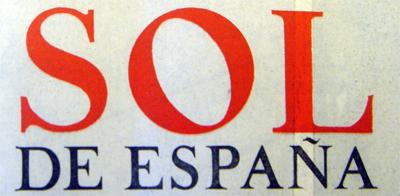 Cabecera Sol de España