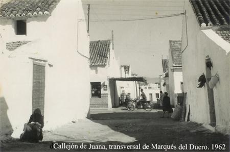 Callejón de Juana