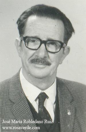 José María Robledano