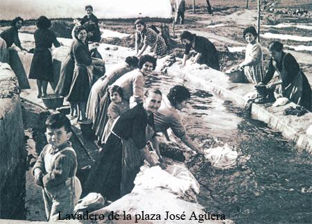 Lavadero de la plaza José Agüera