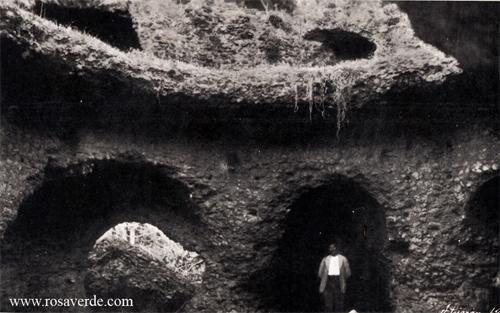 Bóvedas, interior