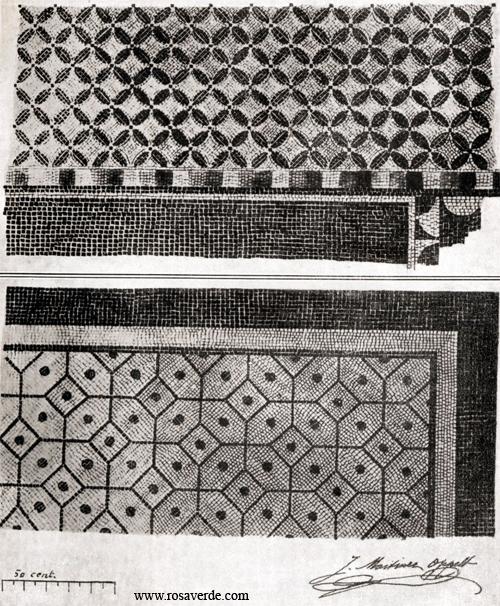 Mosaicos, Guadalmansa