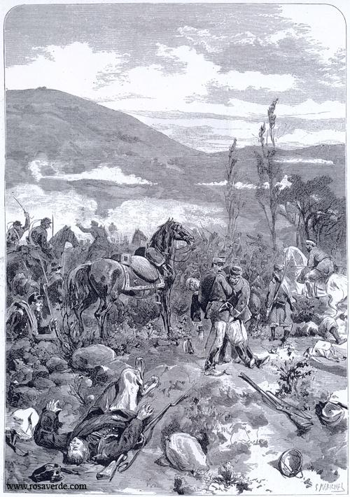 Muerte marqués del Duero en LIEYA