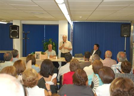 Conferencia, 27 de junio de 2008