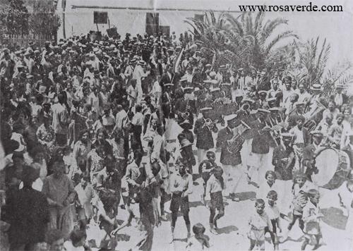 Sindicato Agrario, 1931