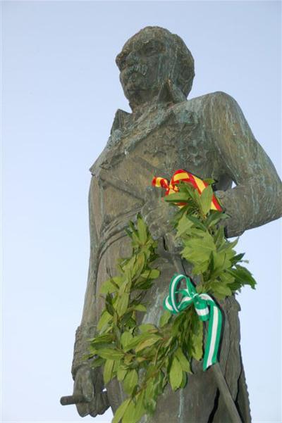 Homenaje marqués del Duero, 27 de junio de 2008