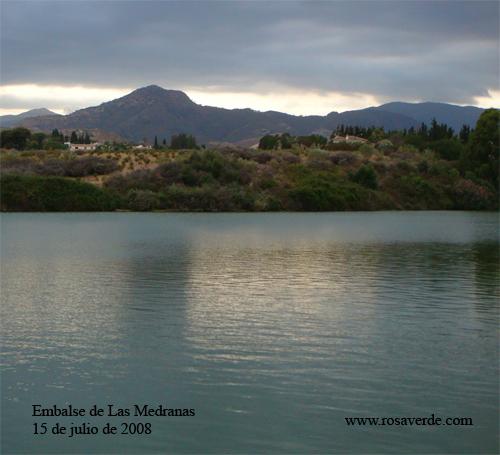 Montemayor desde Las Medranas
