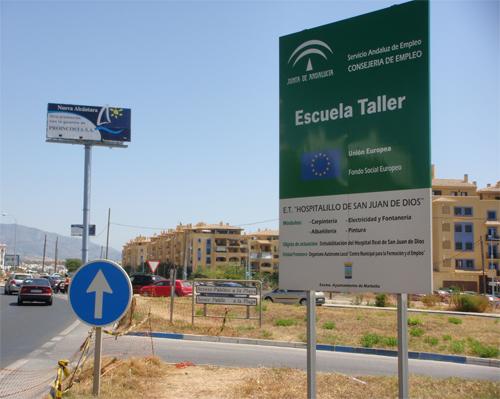 Escuela Taller, contexto