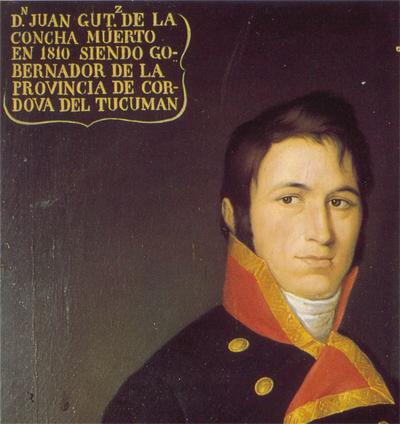 Juan Gutiérrez de la Concha, detalle