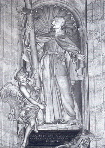 San Pedro, Vaticano, Vergara