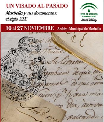 Exposición documentos XIX