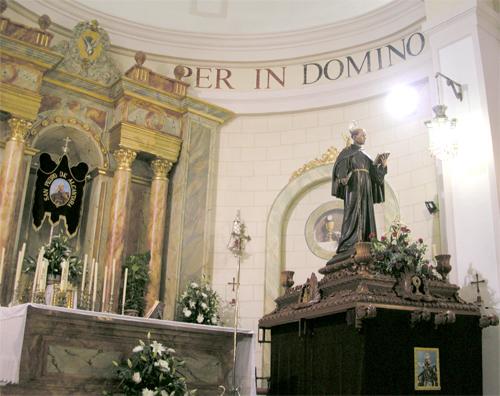 San Pedro, iglesia, 2005
