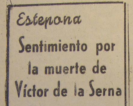 Victor Serna Estepona