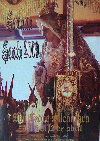 Cartel Semana Santa 2009