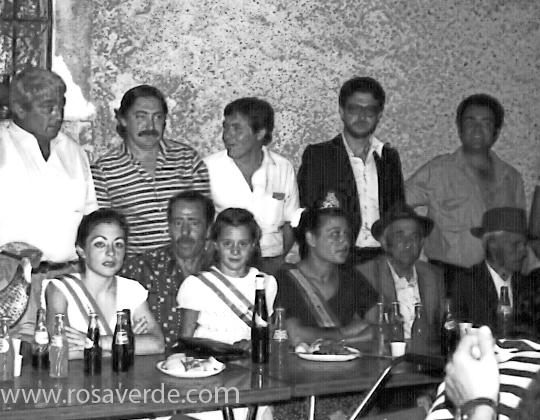 Verbena del Carmen 1980