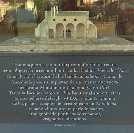 Maqueta basilica