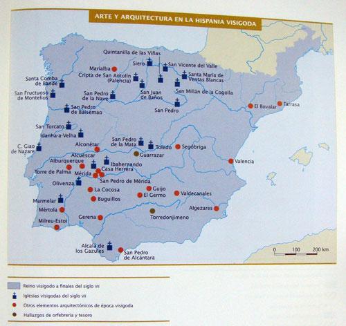 San Pedro Hispania Visigoda Atlas