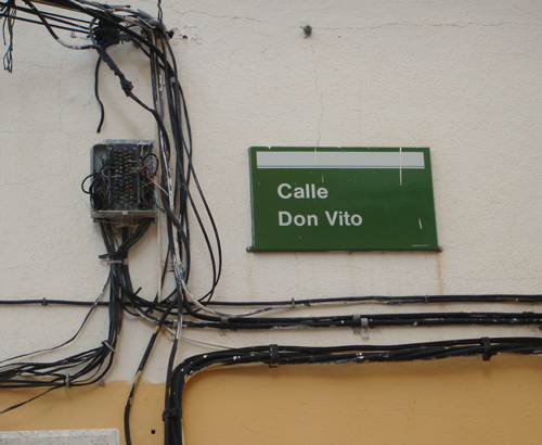 Don Vito Cables Rosa Verde